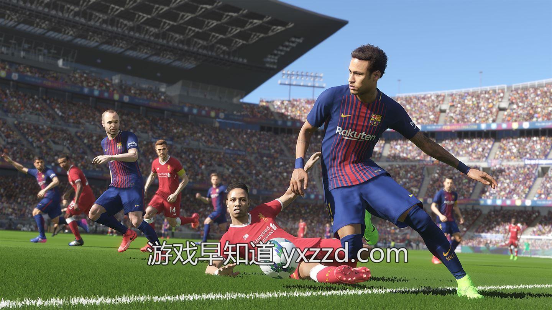 XboxOne实况足球2018