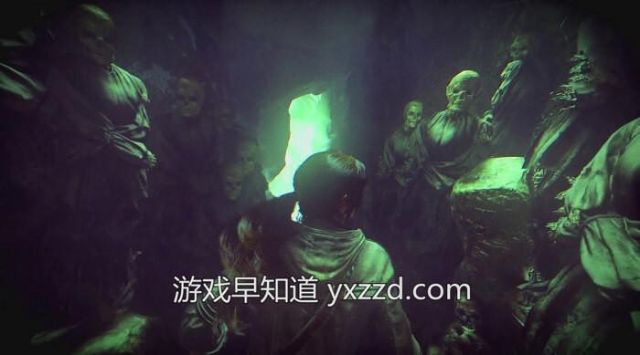 古墓丽影崛起rise-of-the-tomb-raider Baba Yaga 芭芭雅嘎女巫神庙