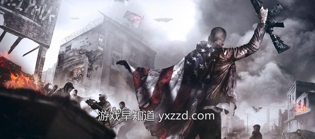 国土防线:革命Homefront: The Revolution