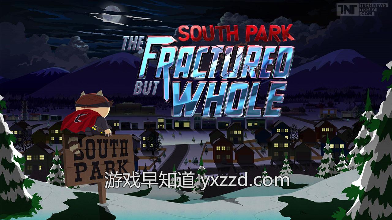 南方公园完整破碎south-park-the-fractured-but-whole