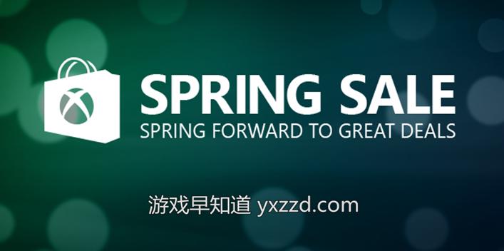 xboxone春季促销