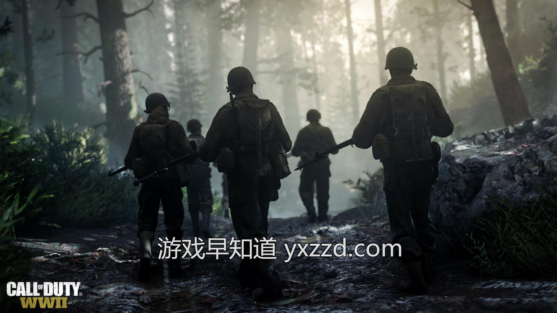 使命召唤二战