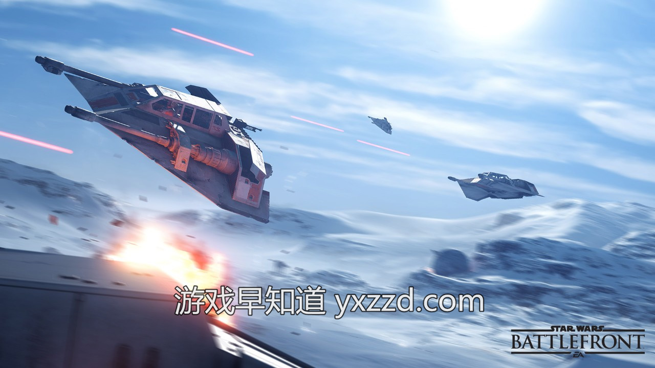 星球大战战争前线star-wars-battlefront