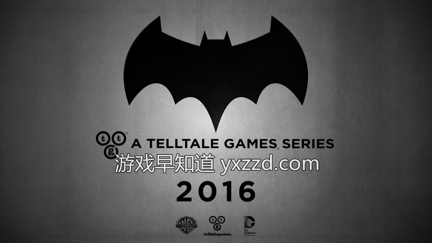 telltale蝙蝠侠batman