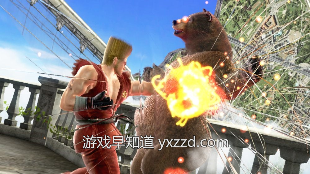 XboxOne铁拳6