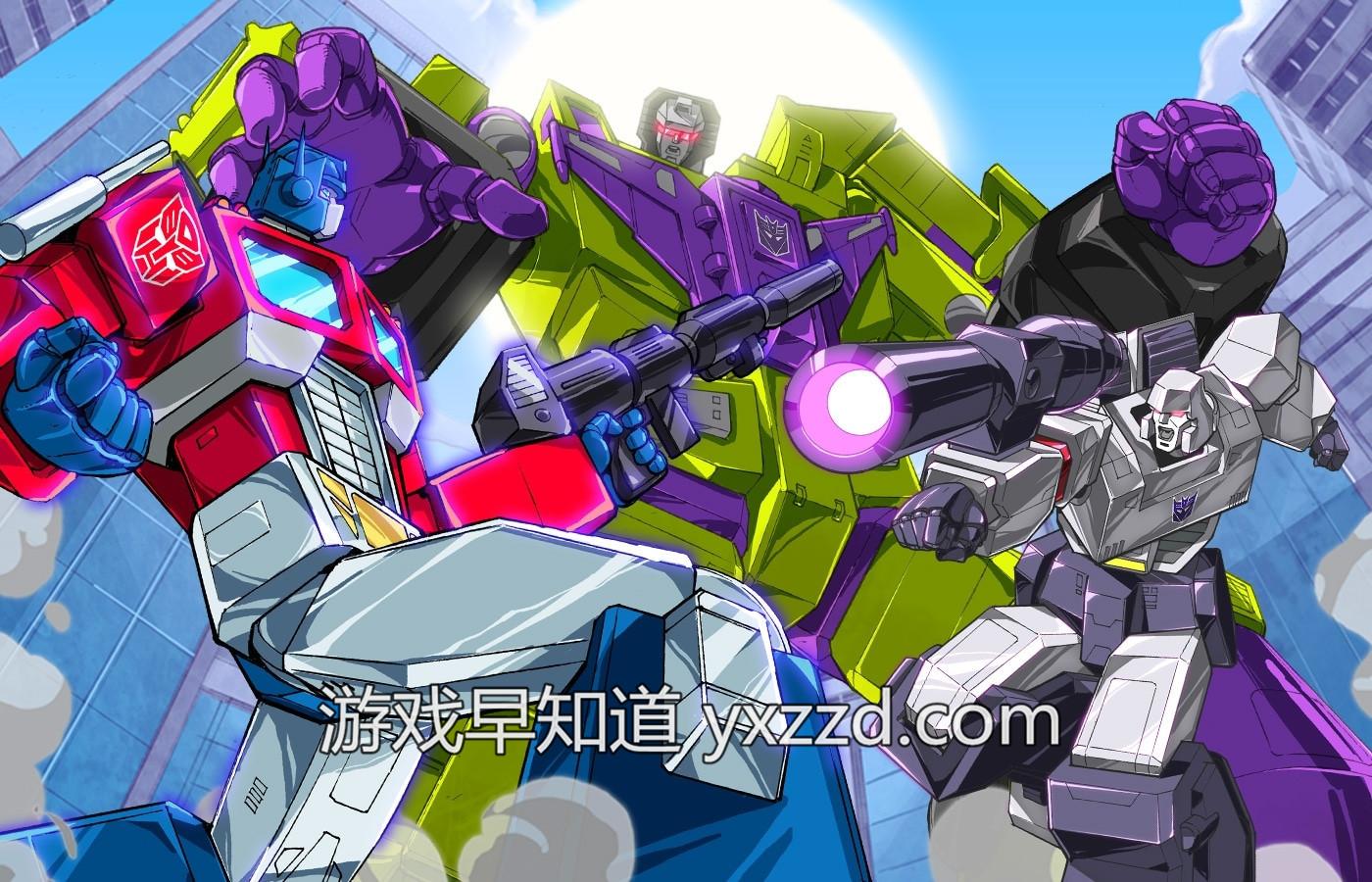 变形金刚毁灭Transformers: Devastation