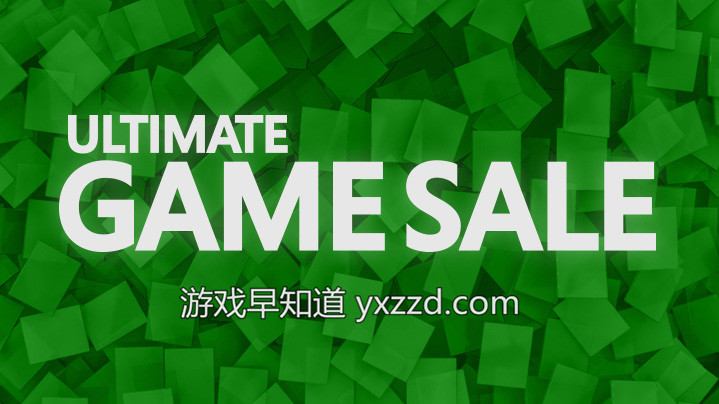 Xboxone暑期终极促销