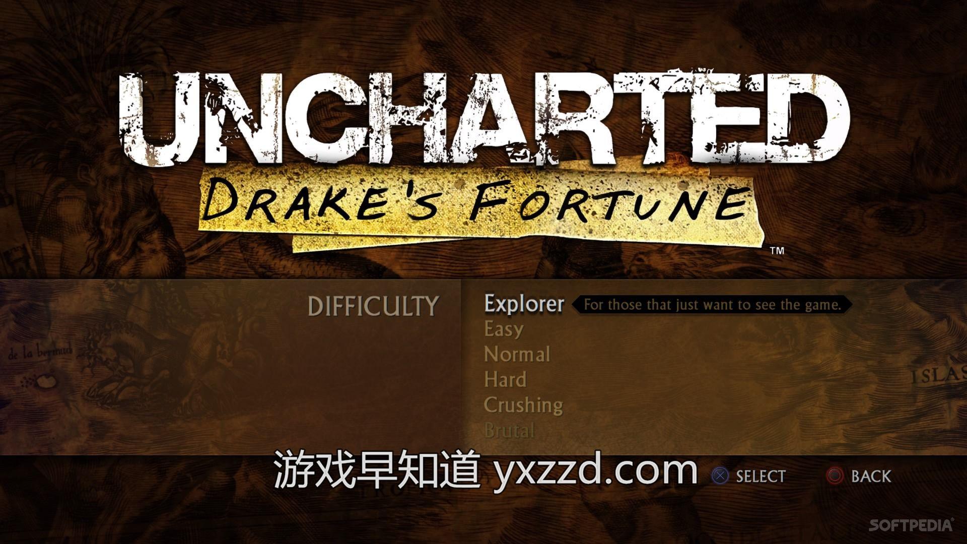 神秘海域德雷克合集uncharted-the-nathan-drake-collection