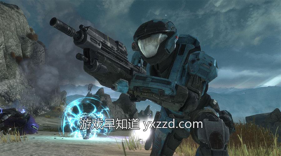 Xboxone兼容光环致远星