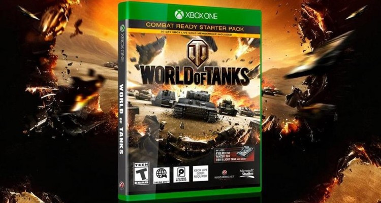 xboxone坦克世界