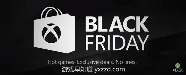 Xboxone 2015黑色星期五