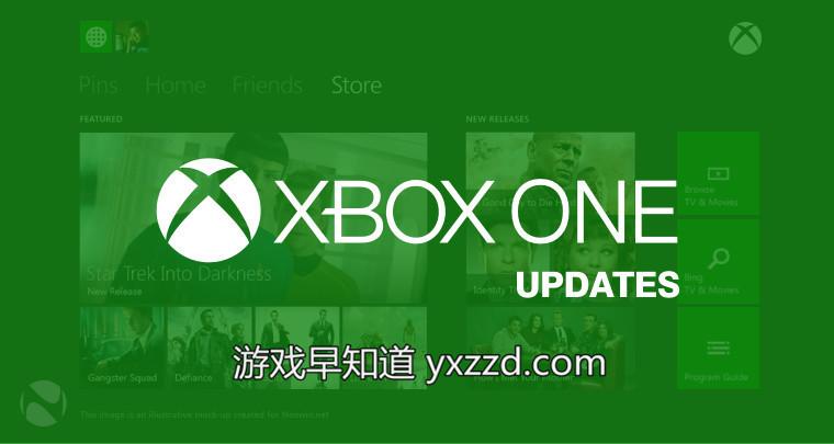 Xboxone win10更新