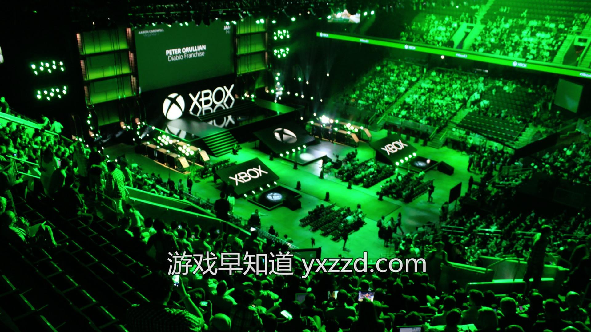 Xboxone升级版新硬件天蝎Scorpio