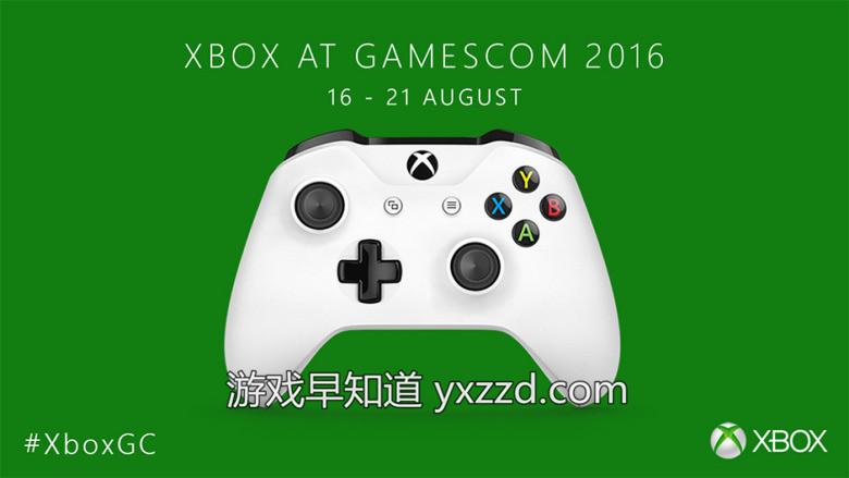 微软Xbox科隆游戏展